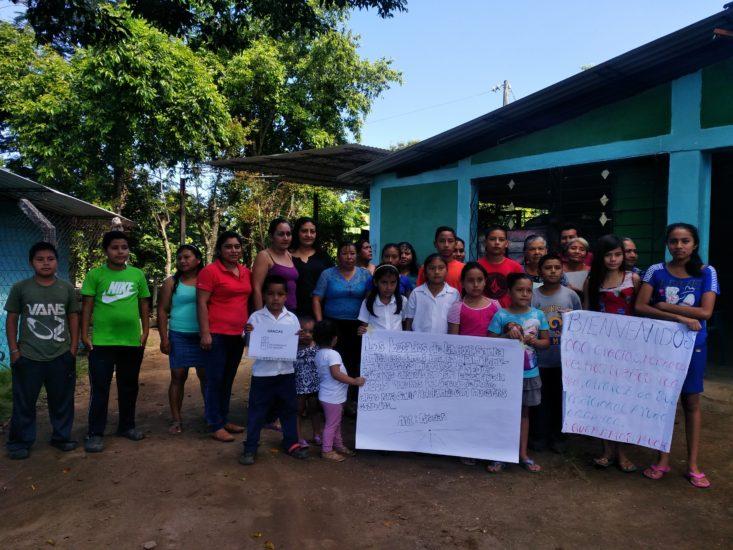 Crónica de viaje a nuestros proyectos en El Salvador