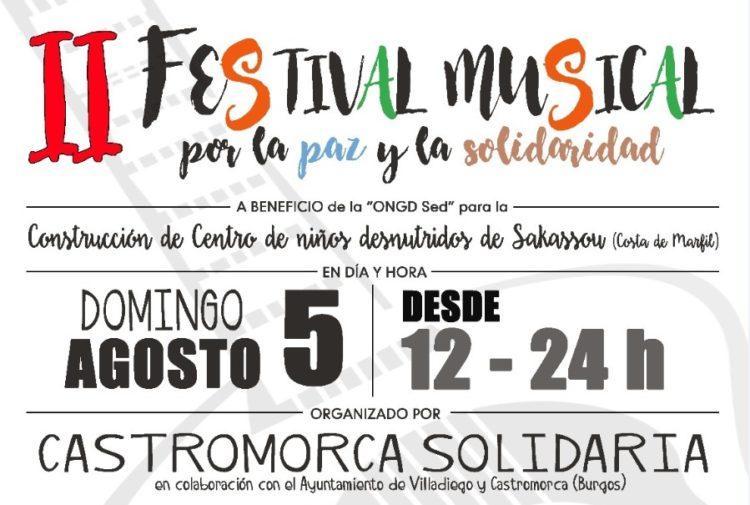 II Festival Musical por la Paz y la Solidaridad
