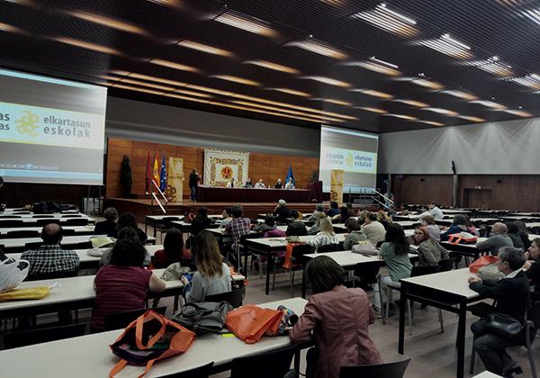 Concluye la IX Edición de Escuelas Solidarias en Navarra