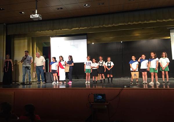 El Colegio San José del Parque ratifica su título de Centro Educativo por el Comercio Justo