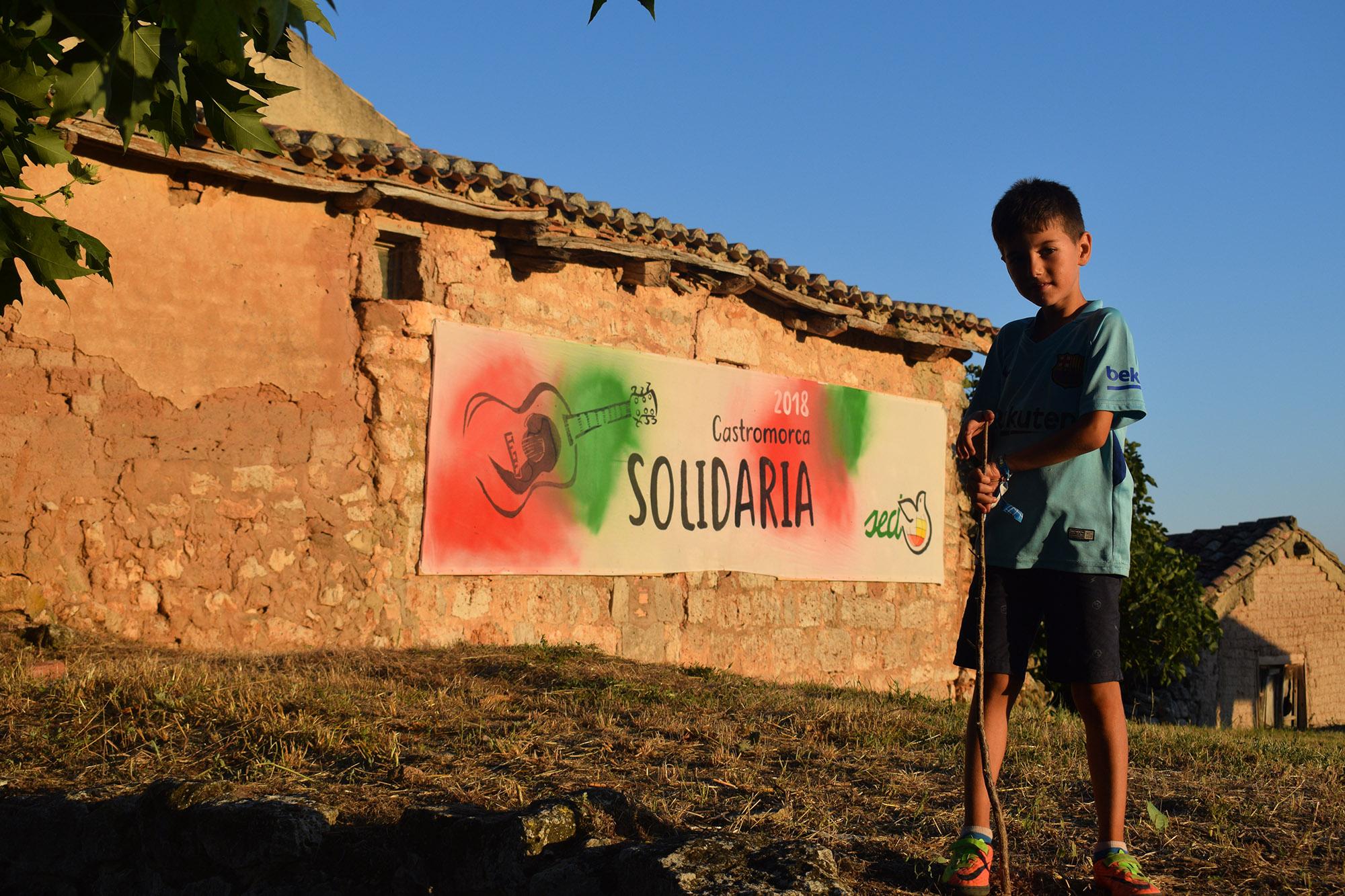 II Festival Castromorca Solidaria