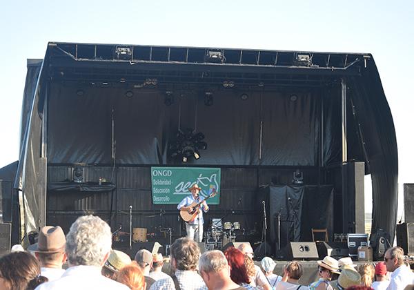 Éxito en el II Festival Musical por la Paz y la Solidaridad en Castromorca, Burgos