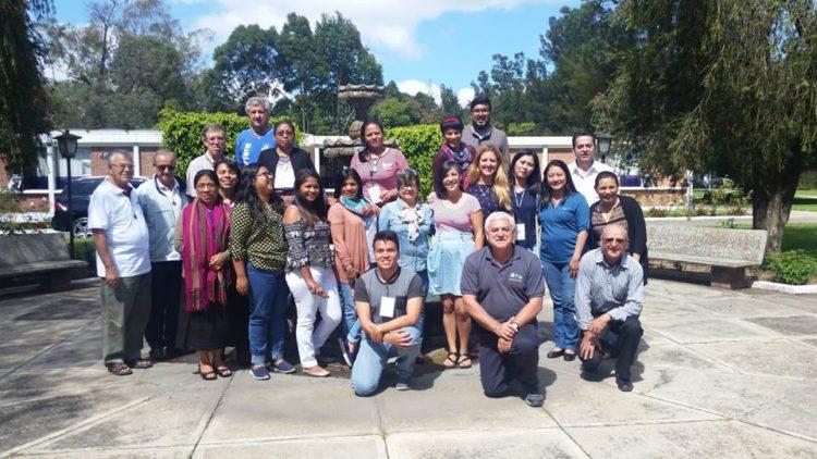 Curso de formación a socias locales en Guatemala