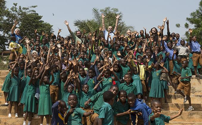 La música de 'Los tambores hablan' se transforma en becas educativas
