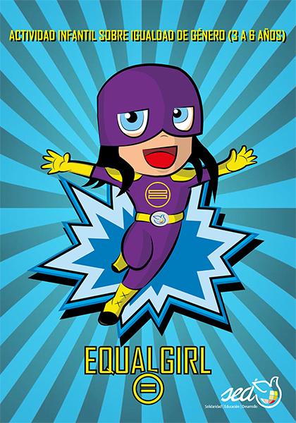 8 de marzo: trabaja la igualdad de género con EqualGirl