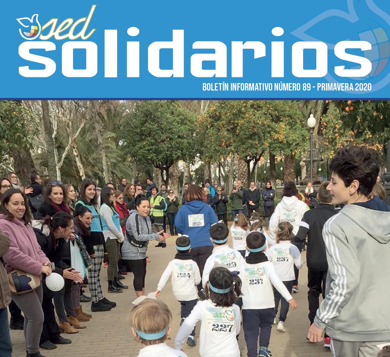 SED Solidarios nº89: La fiesta de la solidaridad
