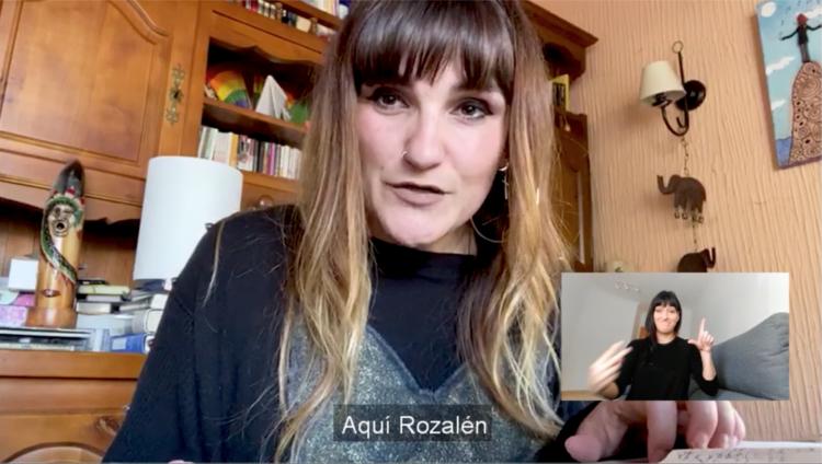 Los artistas de LOS TAMBORES HABLAN apoyan la campaña PASO ADELANTE