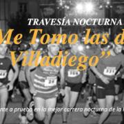 Más de 300 personas participan en la travesía nocturna solidaria de Villadiego