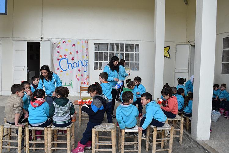 Reconstrucción en Alepo