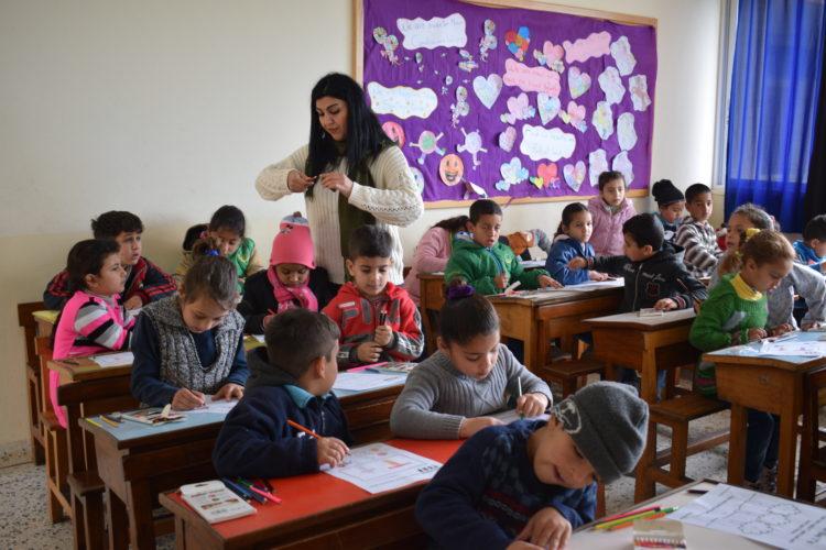 Visitamos el Proyecto Fratelli, en Líbano