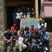 Visitamos nuestros proyectos en Colombia