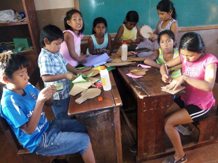 Concierto solidario en Jaén por la educación en Bolivia