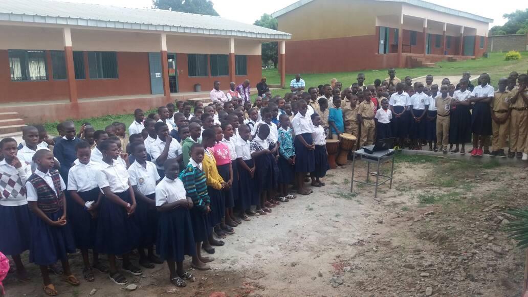 Potenciado el Derecho a la Educación Secundaria en Bouaké, Costa de Marfil