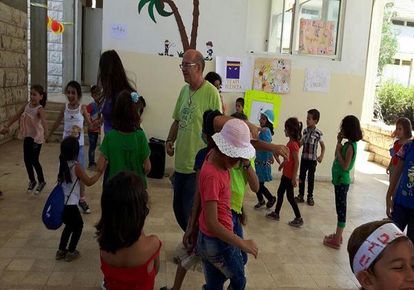 SED continúa con su compromiso con las personas refugiadas en Líbano