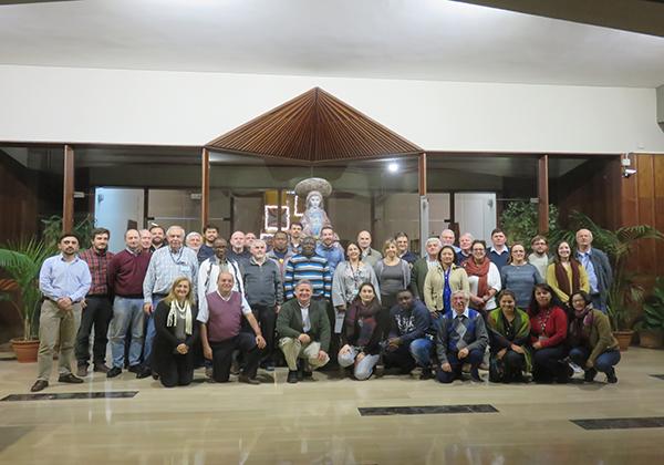 SED en la I Asamblea de la Red Marista de Solidaridad Internacional