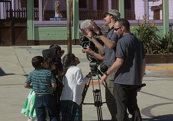 Viaje a Guatemala y El Salvador con el programa 'Pueblo de Dios'