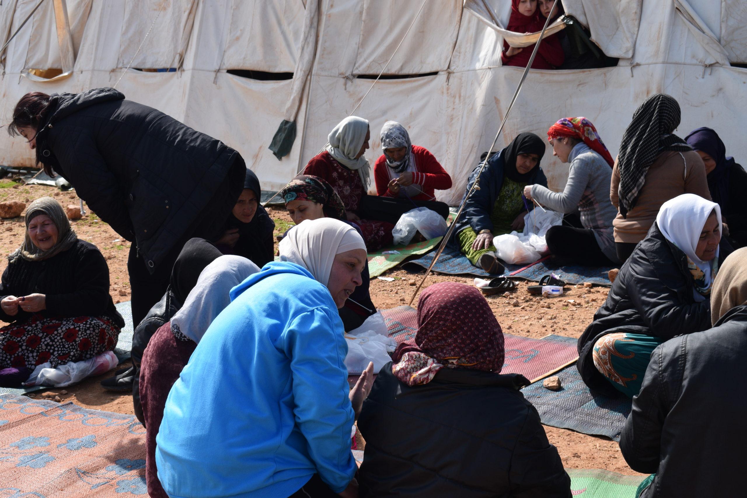 Los Maristas Azules solicitan colaboración internacional para acabar con la brecha económica en Siria
