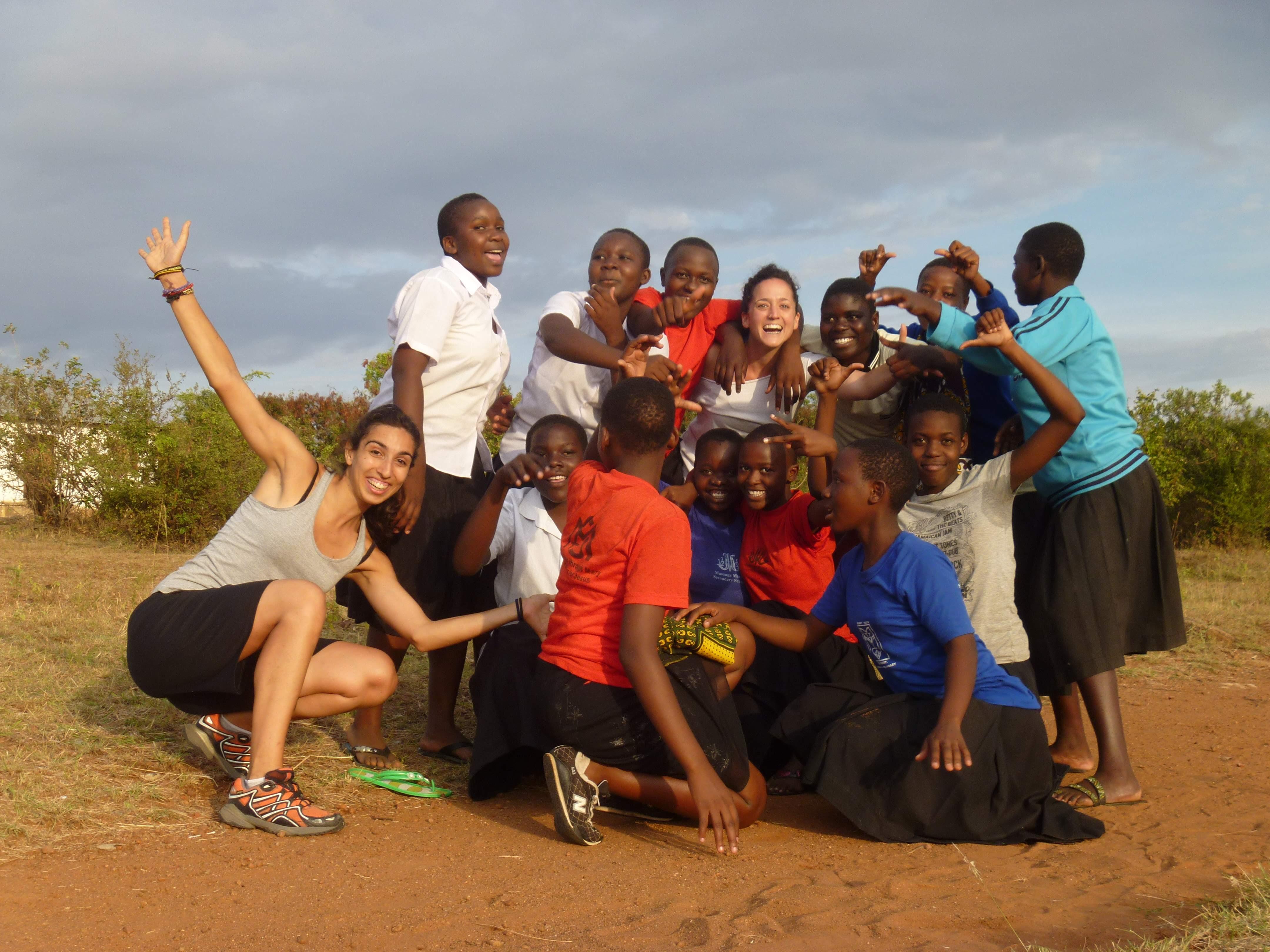 Un GIVING TUESDAY por la educación en Tanzania