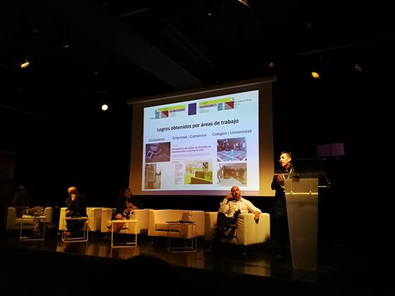 Participamos en la XII Conferencia Internacional de Ciudades por el Comercio Justo