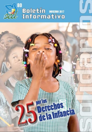 Ya disponible la revista de SED nº 80
