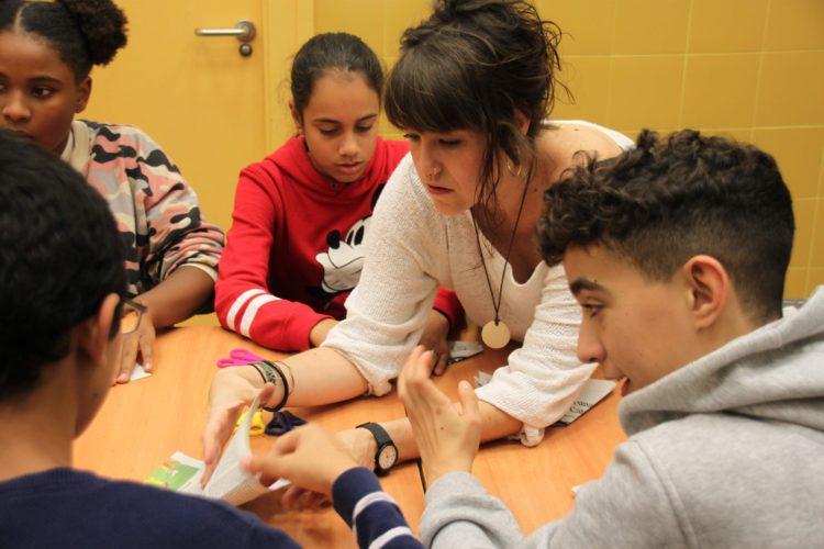 Los jóvenes como protagonistas en los nuevos proyectos de SED Cataluña