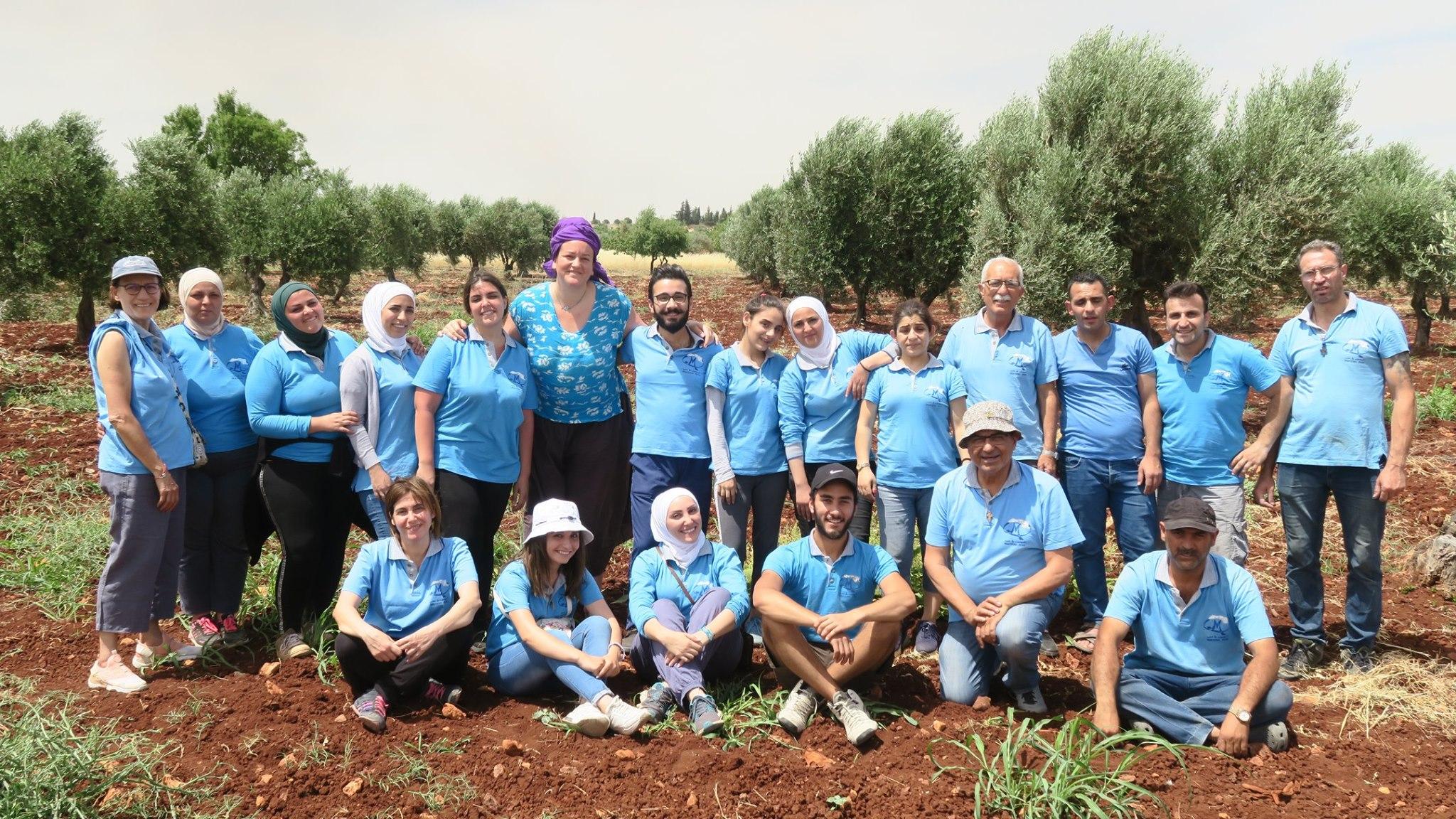 Carta de Alepo n. 36 de los Maristas Azules