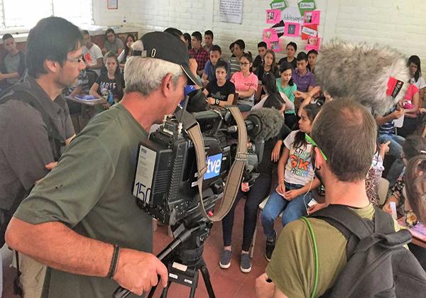 27 de mayo: SED y El Salvador en TVE