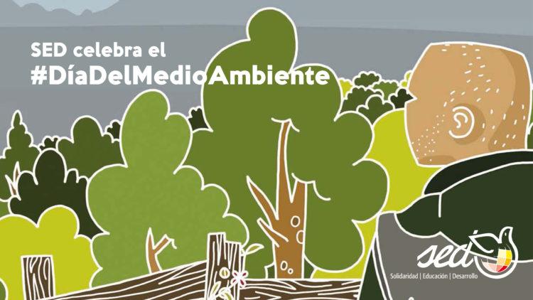 """SED comparte """"Palabras del Bosque"""" en el Día Mundial del Medio Ambiente"""