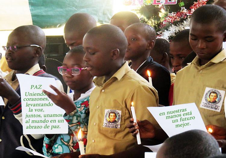 Día de la No Violencia Escolar y la Paz