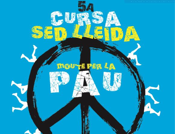 Carrera en Lleida por la paz y la justicia social